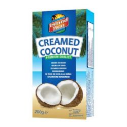 Creamed Coconut 200g | Block | Buy Online | Food | Ingredients | UK | Europe